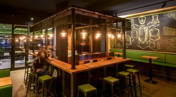 Meet the Brauer: Stockholm Brewing Co at Biererei Bar & Vintage Cellar